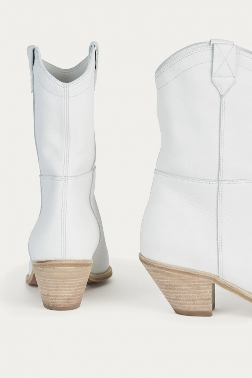 Ba&sh - Bottines blanches