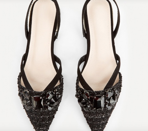 SHEIN - Chaussures plates