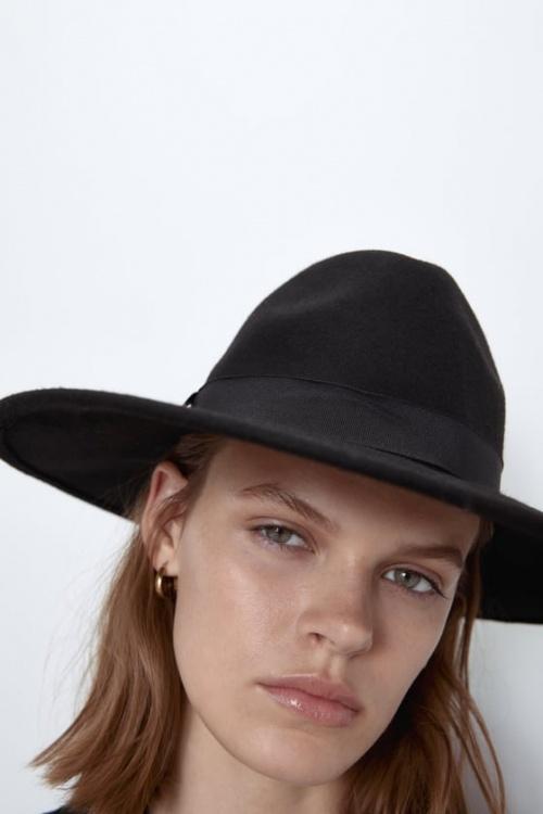 Zara - Chapeau à ruban