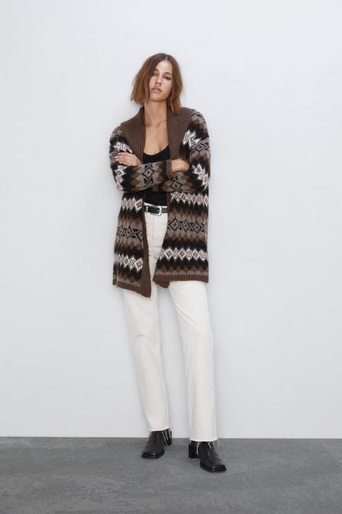 Zara - Cardigan large
