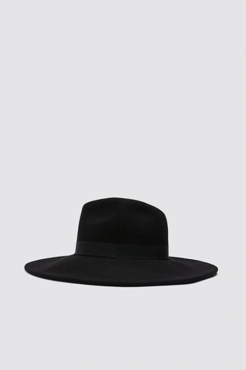 Zara - Chapeau avec ruban