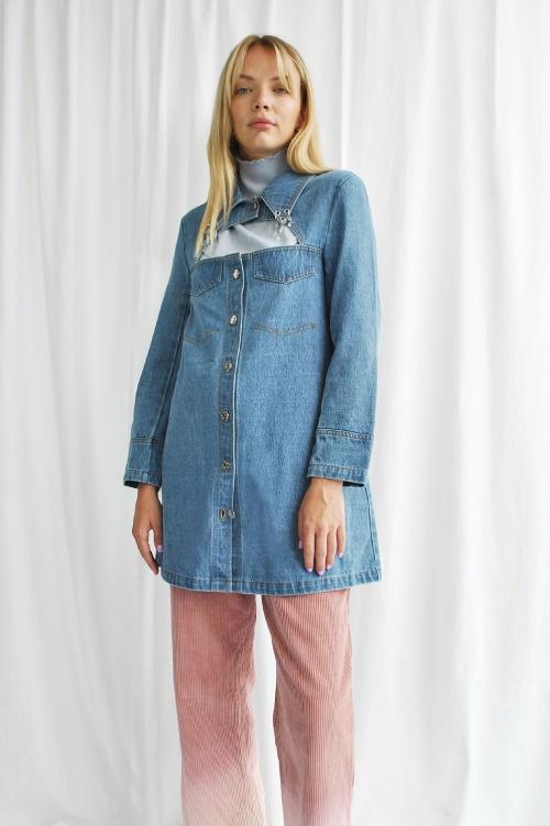 House of Sunny - Robe en jean