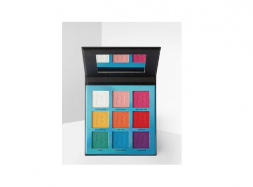 Beauty Bay - Eye bright matte 9 colour palette