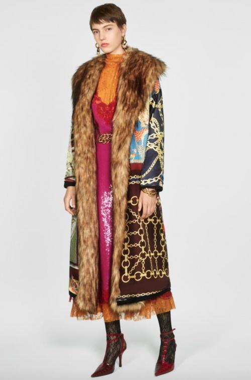 Zara - Manteau réversible