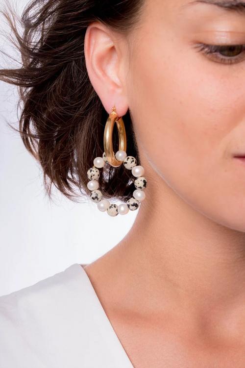 Sigal Paris - Boucles d'oreilles