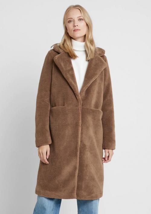 Vero Moda - Manteau doudou