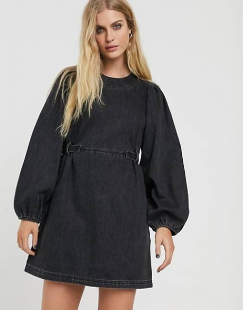 & Other Stories - Robe en jean