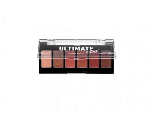 NYX Professional - Makeup Ultimate Edit Petite Eye Shadow Palette