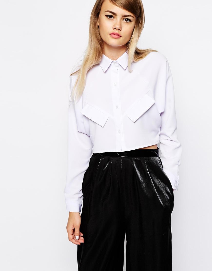 asos chemise femme