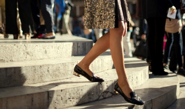 chaussons street style