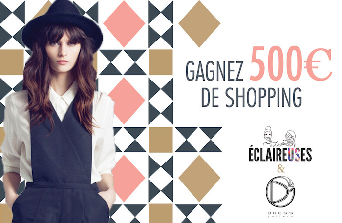 Jeu concours remportez 500 euros de shopping chez dress gallery - Symptomes coup de foudre ...