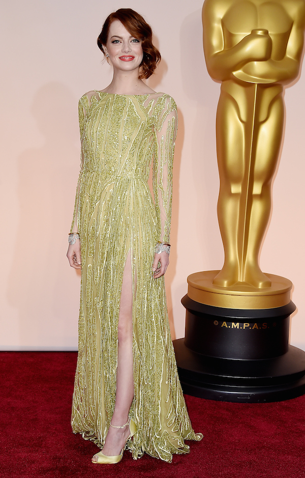 Oscars 2015 Tout Le Red Carpet