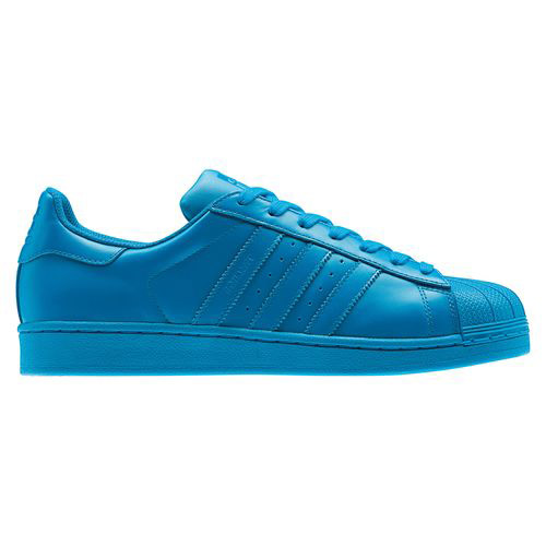 Adidas Superstar Color Bleu