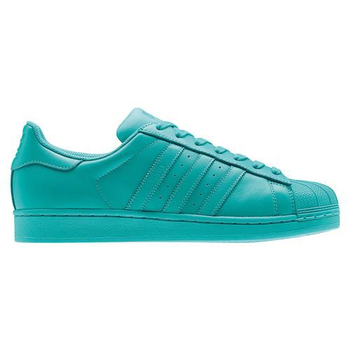 Superstar Adidas Couleur Bleu
