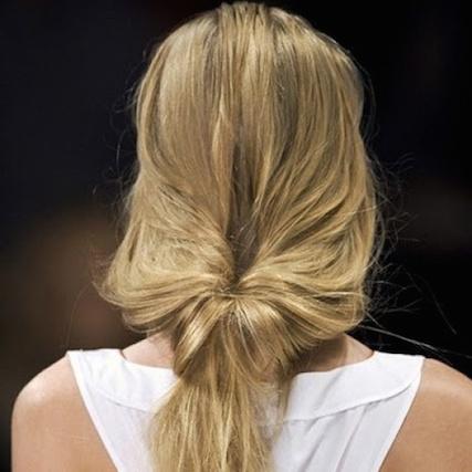 Queue De Cheval Hairstyle : ... coiffure : Donnez du peps ? votre queue de cheval - Les ?claireuses