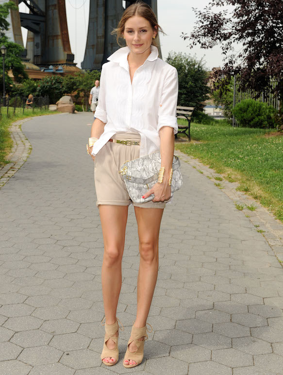 button-down shirt streetstyle