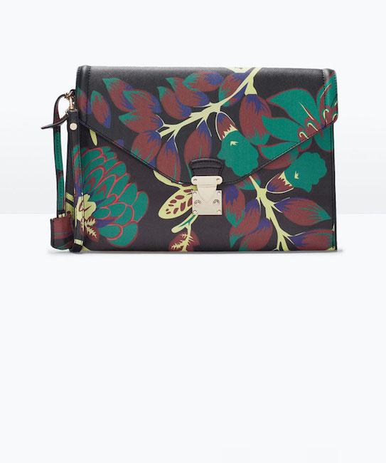 Zara - Sac enveloppe