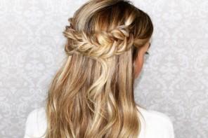 3 idées de coiffures pour être aller à un mariage