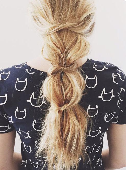 3 id es de coiffures pour aller un mariage les claireuses - Coiffure pour aller a un mariage ...