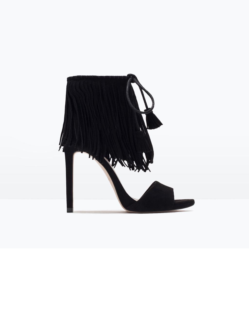 c976eb2d500 chaussure a talon frange