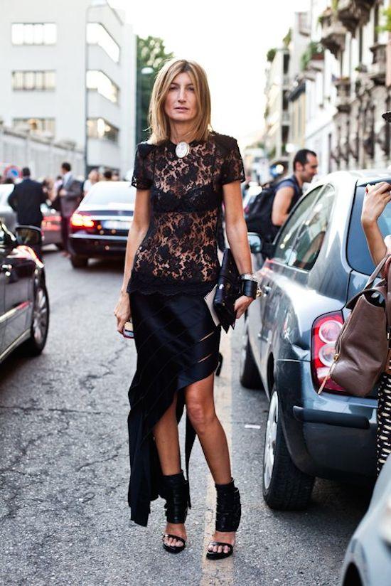 street style lace bra