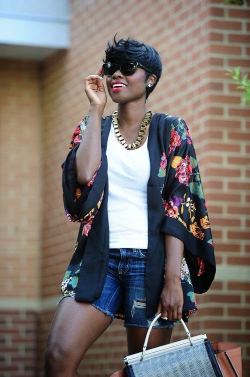 Hair Style Jure : Cet ?t?, on ne jure que par le kimono - Les ?claireuses