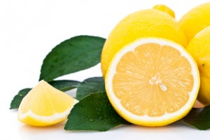 citron pour blanchir les dents