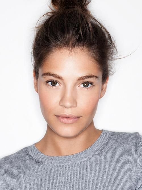 how to make your face look natural without makeup