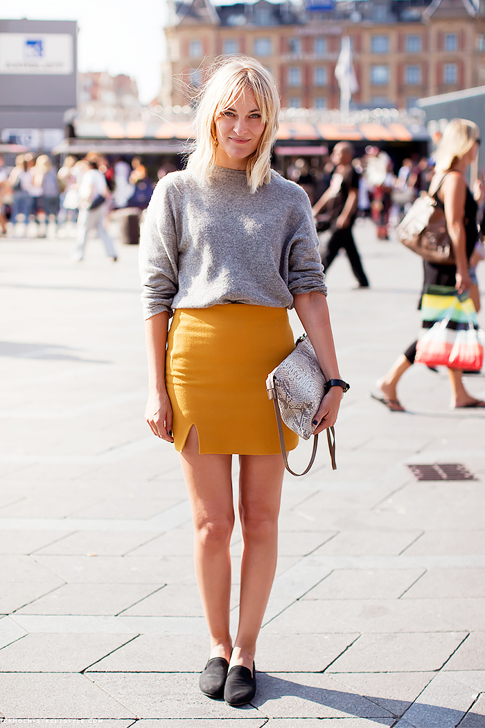 Crédit Photo : Stockholm Street-Style