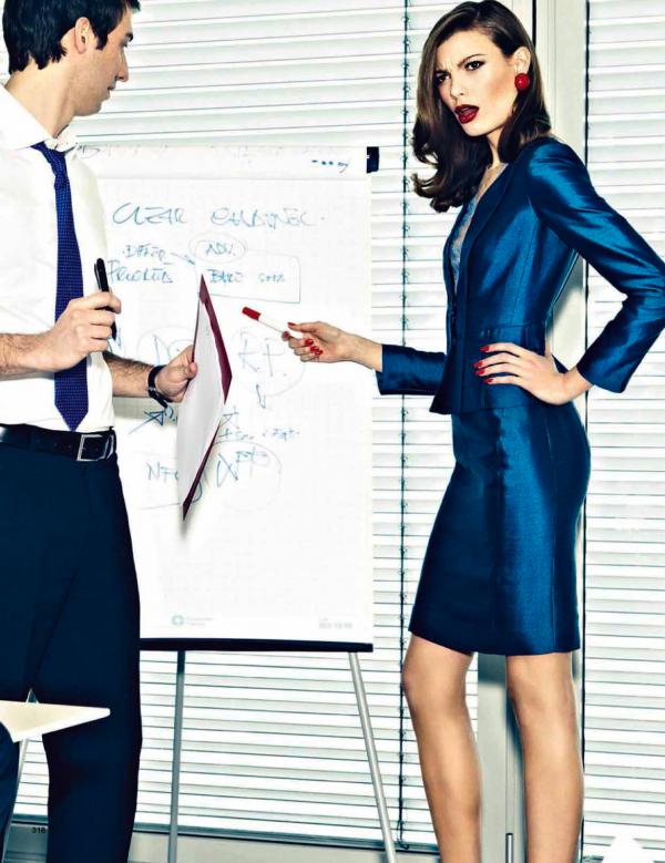 working girl business woman