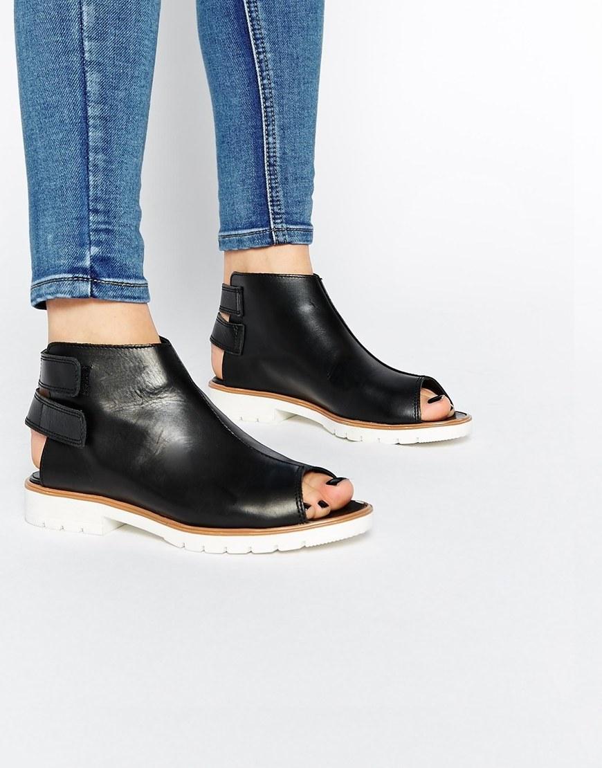 Shoesdays, Bottes pour Femme - noir - denim,