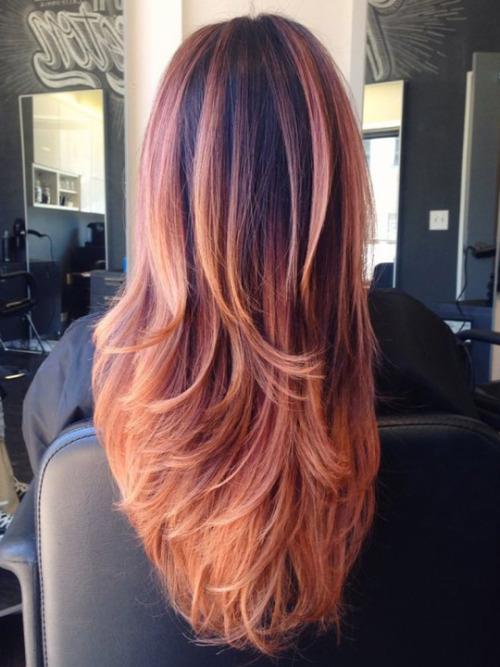 Bien connu Le blond fraise : la couleur qui fait des ravages - Les Éclaireuses GF94