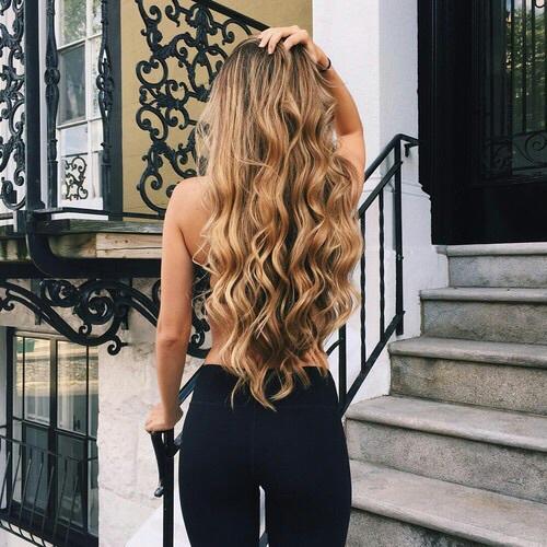 Complement pour pousse des cheveux