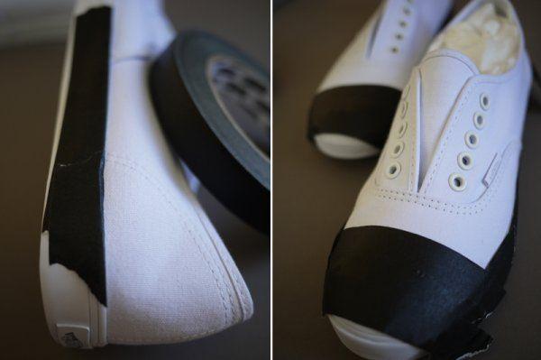 sneakers vans custom