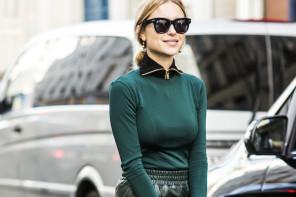 Paris Fashion Week #PFW : Les plus belles photos de street style