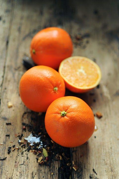 bienfaits orange