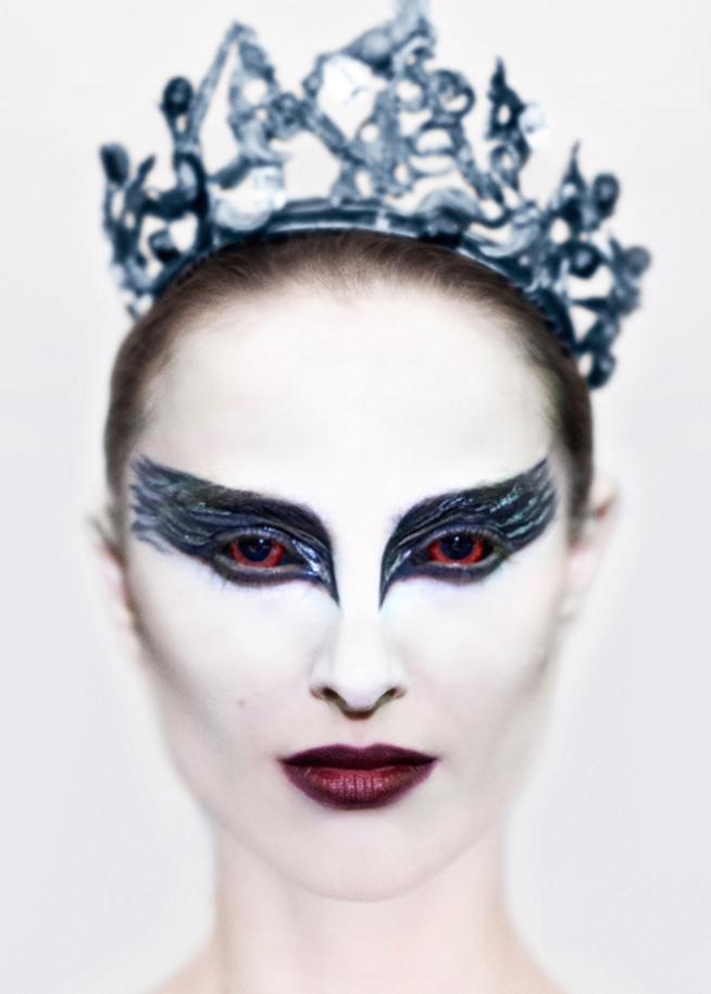 Creepy Halloween  Métamorphosez vous en Black Swan