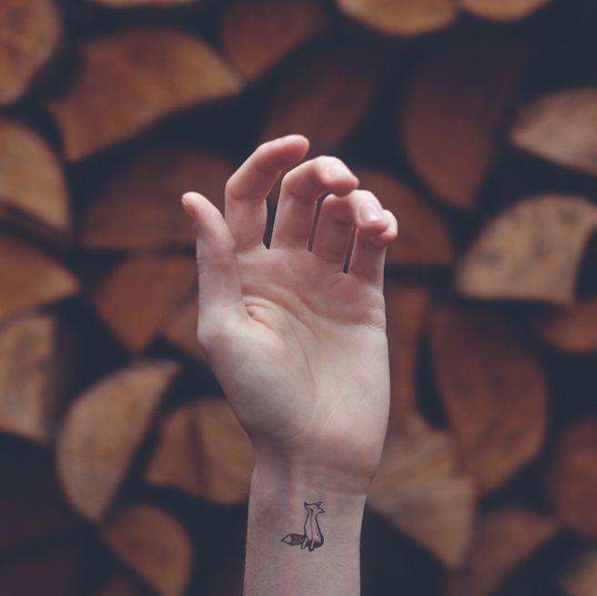30 idées de tatouages pour sauter le pas en douceur !
