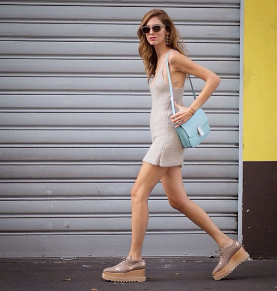 Mardi Shoesday Prenez De La Hauteur Avec Les