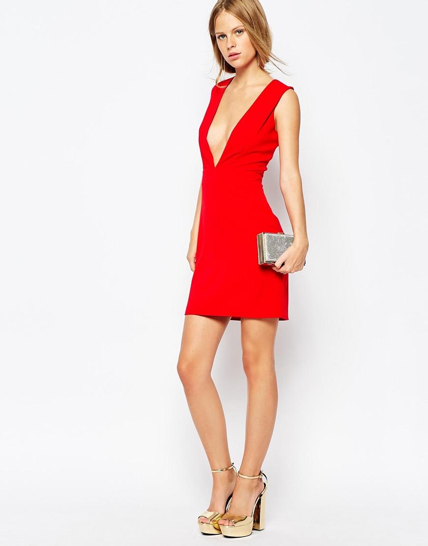 20 sublimes robes rouges pour sortir le soir les claireuses