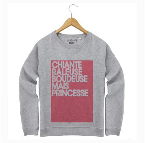 Single 25 sweats pour passer un message avec style les for Sweaty t shirts and human mate choice