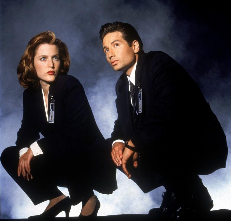 Photo : X-Files