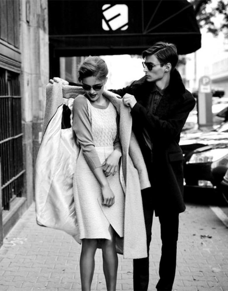 couple beau mignon