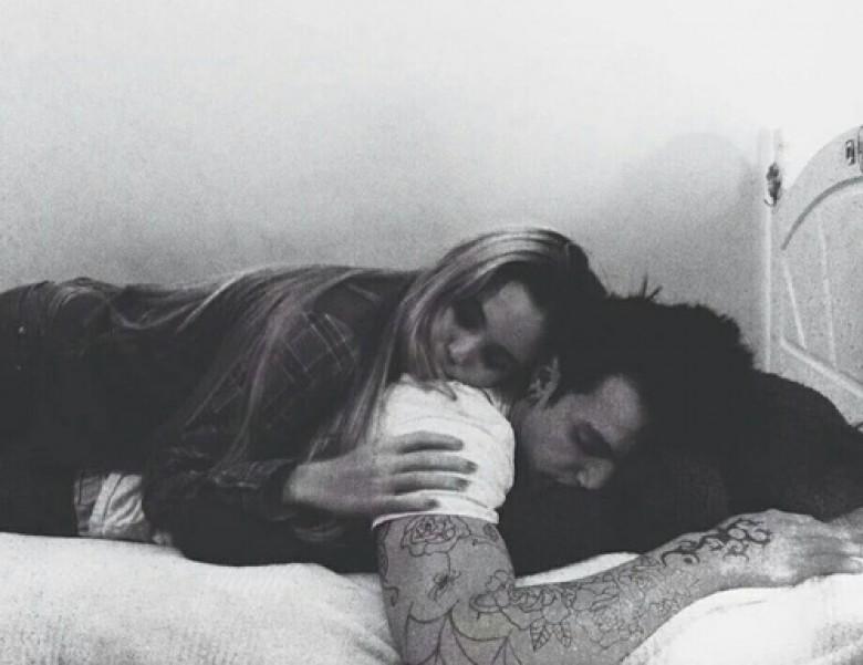 couple sieste