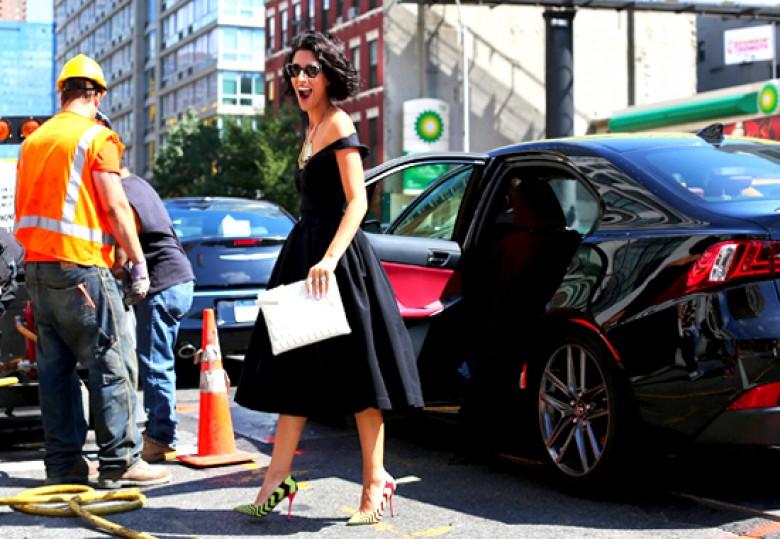 robe bardot noire