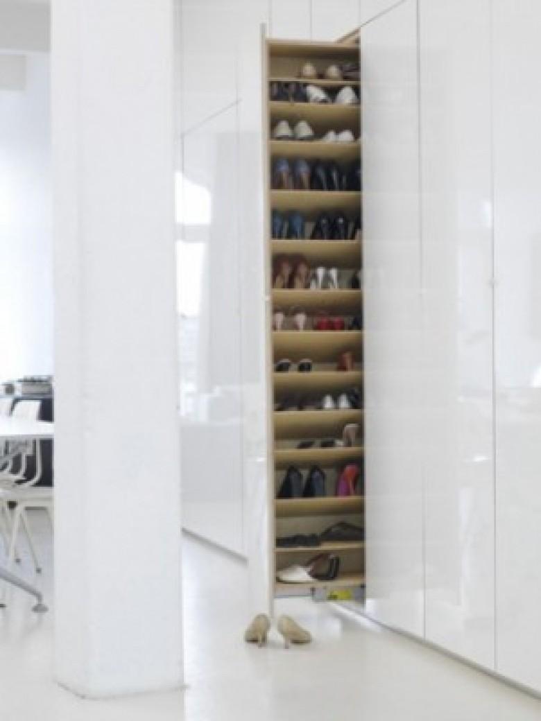 Meuble Chaussure Pour Placard 20 incroyables façons de ranger pour toutes les accros aux