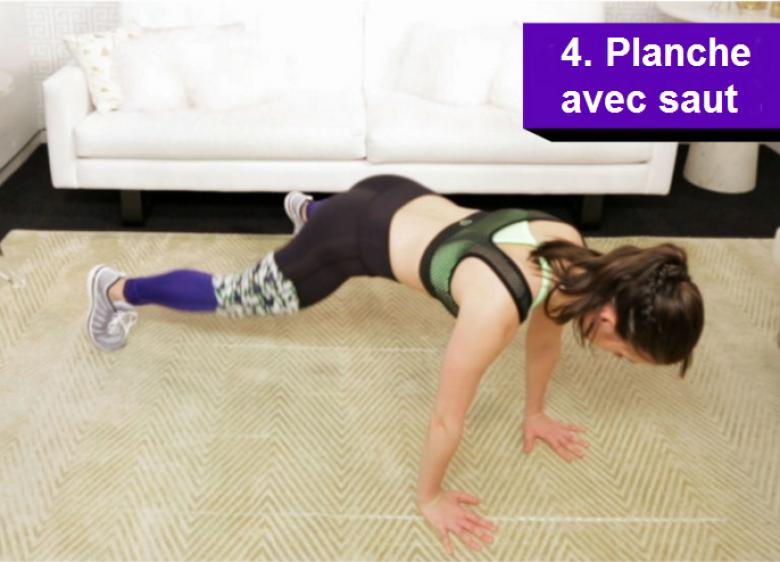 5 exercices pour booster votre métabolisme après un gros repas