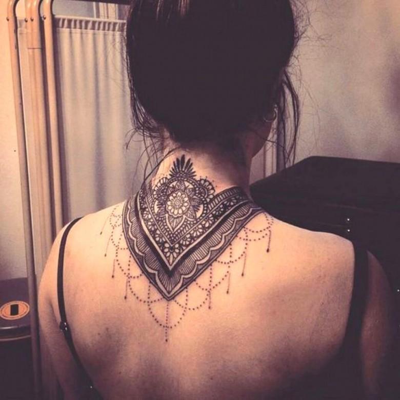 30 idées de tatouages dentelles absolument renversants