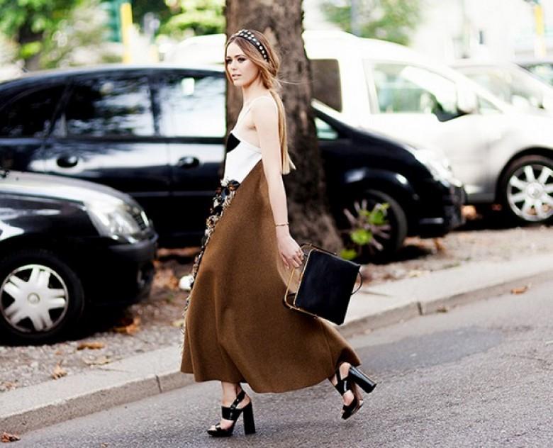 Photo : Athens Street Style