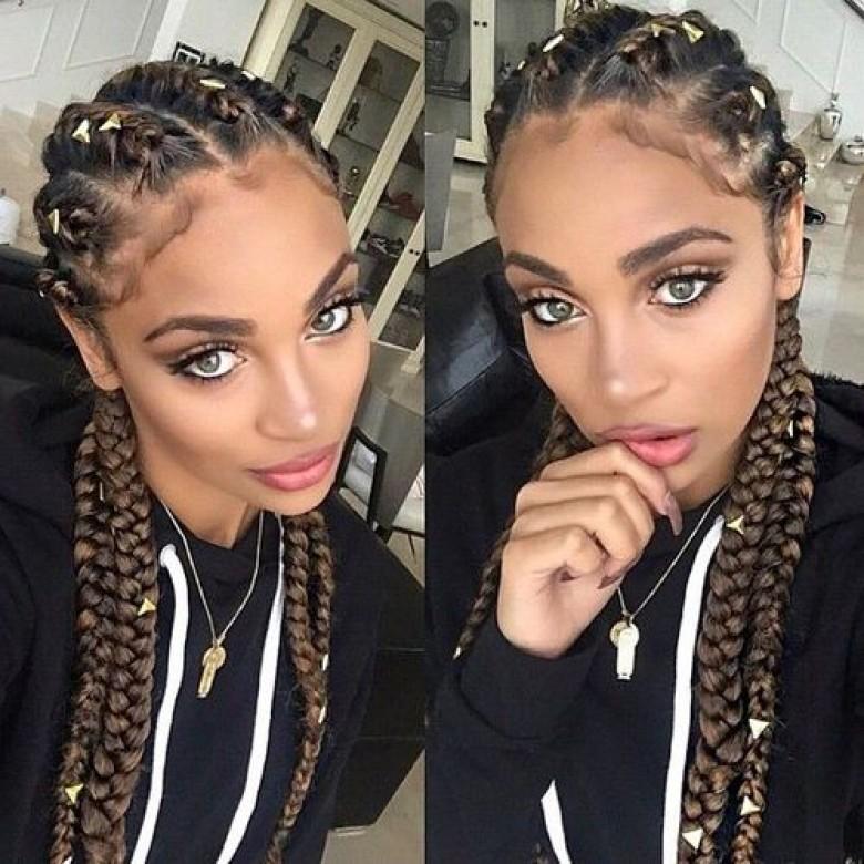 tresses afro : les plus belles coiffures